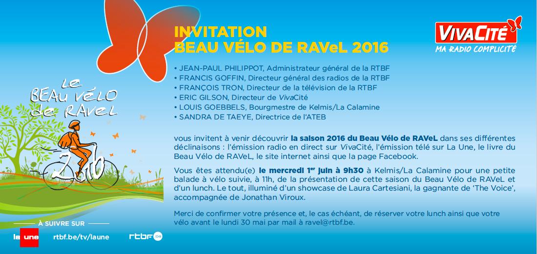 BEAU VELO DE RAVEL 2016