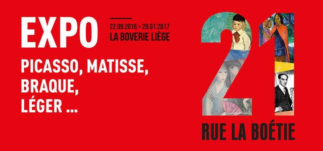 """Expo """"21 rue La Boétie"""""""