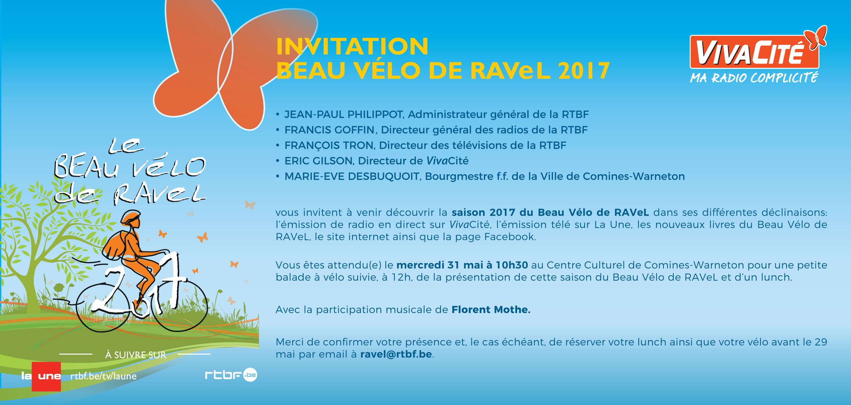 BEAU VELO DE RAVeL 2017